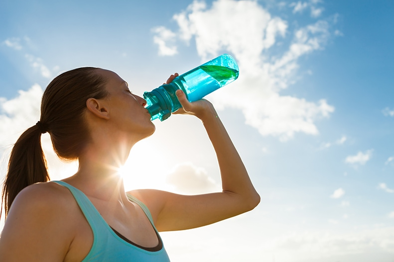 Staying Hydrated is Important During Workout